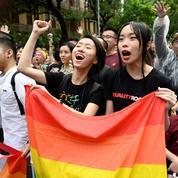Taïwan approuve le mariage gay, une première en Asie