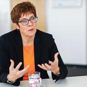 Kramp-Karrenbauer: «L'Europe doit se concentrer sur les questions décisives»
