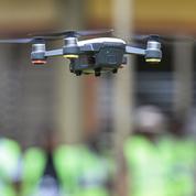 En France, des drones effectuent désormais des contrôles routiers