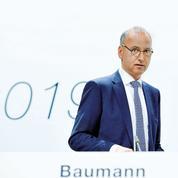 Werner Baumann, un grand patron ballotté dans la tempête