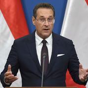 Autriche: piégé, le vice-chancelier d'extrême droite démissionne
