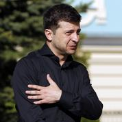Ukraine: début de la présidence Zelensky