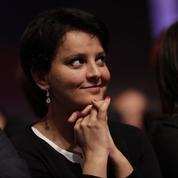 Européennes: Najat Vallaud-Belkacem plaide pour Raphaël Glucksmann