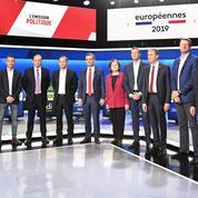 Européennes: suivez ce soir le grand débat des têtes de liste organisé par Le Figaro ,LCI et RTL