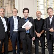 Les 5 finalistes des Victoires de la croissance