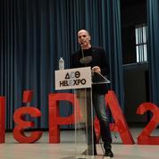 L'ex-ministre grec Yanis Varoufakis donne de la voix au pays de l'austérité