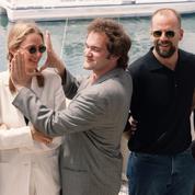 Vingt-cinq ans après sa palme d'or, Quentin Tarantino s'apprête à faire son grand retour à Cannes