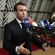 Emmanuel Macron dans la presse régionale: «Moi ou le chaos!»