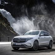 Mercedes EQC, une nouvelle étoile dans le ciel électrique
