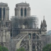 Dans l'ombre de Notre-Dame, le désespoir des commerçants