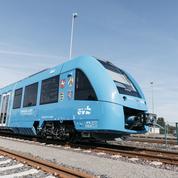 Alstom va construire la plus grande flotte de trains à hydrogène