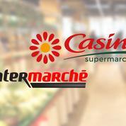 Bruxelles envoie des enquêteurs aux sièges de Casino et d'Intermarché