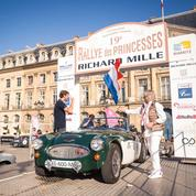 Le Rallye des Princesses prendra son envol place Vendôme