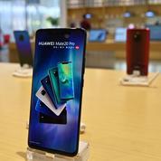 Les smartphones Huawei boudés au Royaume-Uni et au Japon
