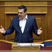 Austérité: Tsipras en campagne desserre le carcan des Grecs