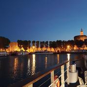 Le Languedoc et la Camargue à bord d'une péniche