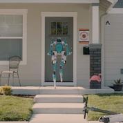 Un robot à deux jambes pour livrer des colis