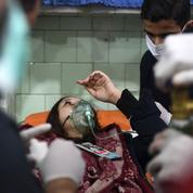 Syrie: Washington soupçonne Damas d'attaque chimique