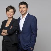 Alexandra Bensaid (L'Émission politique ): «Entre Thomas Sotto et moi, il n'y a pas de question d'ego»