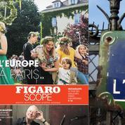 Européennes: visiter l'Europe sans quitter Paris, et sauter comme un cabri!