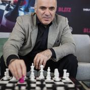 Garry Kasparov: «J'adore Belmondo dans LeMagnifique, un James Bond à la française»