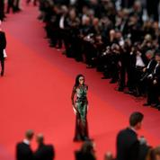 Cannes sous l'objectif: jour 10, Winnie Harlow sur l'immensité d'un tapis rouge