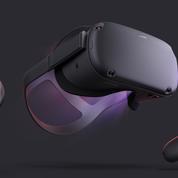 Avec Oculus Quest la VR coupe le cordon