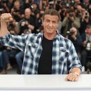 Sylvester Stallone fait son festival à Cannes: «La vie, il faut la cogner»