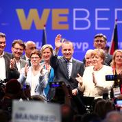 Européennes: Manfred Weber clôt la campagne sur ses terres bavaroises