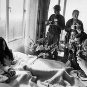 Moment mythique de l'histoire du rock, le «bed-in» de John Lennon et Yoko Ono fête ses cinquante ans