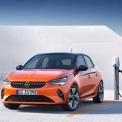 Opel Corsa-e, une citadine électrisante