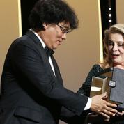 Parasite de Bong Joon-Ho remporte la palme d'or du 72e Festival de Cannes