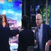 Européennes 2019: Gilbert Collard et Daniel Cohn-Bendit s'insultent en plein direct