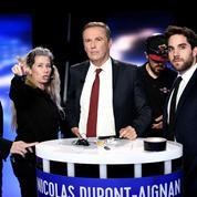 Européennes 2019: Nicolas Dupont-Aignan rate son pari