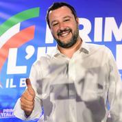Vainqueur des européennes, Matteo Salvini grand maître du calendrier politique en Italie