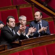 Européennes: les ministres transfuges des LR affichent leur satisfaction