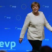 Européennes 2019: en Allemagne, sanction historique pour la coalition d'Angela Merkel