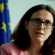 Droits de douane: l'Europe affiche sa fermeté face à Washington