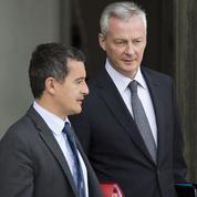 Européennes 2019: «mer morte», «désastre»... Le Maire et Darmanin fustigent le score de LR