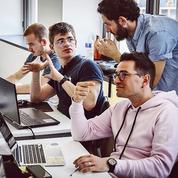 À Lyon, les sourds aussi peuvent être formés aux métiers du numérique