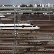La Chine va tester un train «Maglev» capable d'atteindre les 600 km/h
