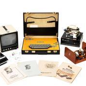 Un exemplaire du premier ordinateur d'Apple vendu aux enchères un demi-million de dollars
