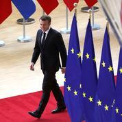 Macron au centre de la recomposition en Europe
