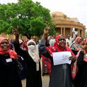 Au Soudan, une grève pour déloger les militaires du pouvoir