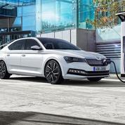 Skoda iV, une nouvelle famille de véhicules électrifiés