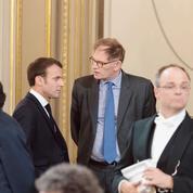 Philippe Grangeon, le stratège du président