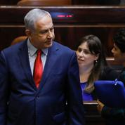 Israël: la Knesset dissoute, de nouvelles élections prévues en septembre
