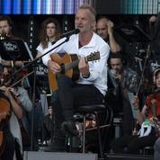 Sting lance avec une belle énergie sa tournée mondiale à la Seine Musicale