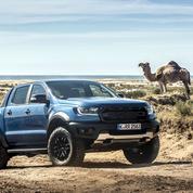 Ford Ranger Raptor: le pick-up en mode fun