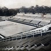 Le site de Roland-Garros au fil des époques